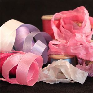 seam binding ribbon, vintage seam binding ribbon