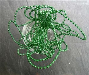 Seed Beads - Emerald