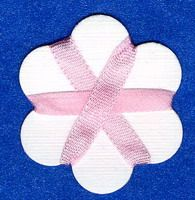 4mm Silk Ribbon - Pink