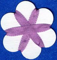 4mm Silk Ribbon - Orchid