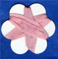 7mm Silk Ribbon - Sideshow Pink