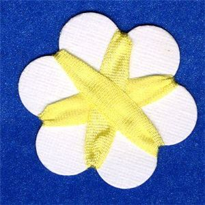 4mm Silk Ribbon -  Sunshine