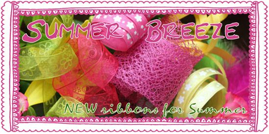 summer breeze ribbons