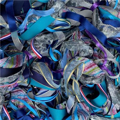 Ribbon Bundle - Blue
