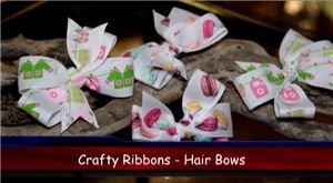 Hair Bows Video