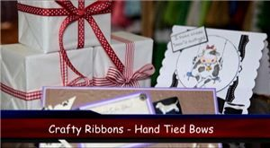 Hand Tied Bows Video