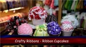 Ribbon Cupcakes  Video