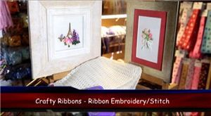 Ribbon Stitch  Video