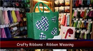 Ribbon Weaving  Video